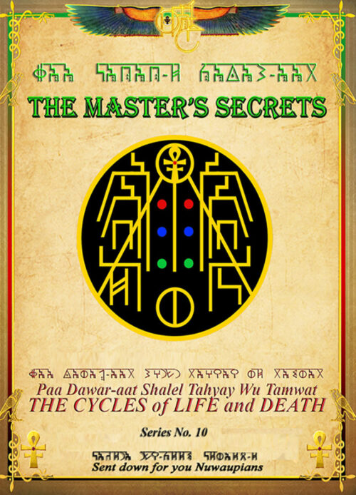 THE MASTER'S SECRETS - The Cycles Of Life And Death