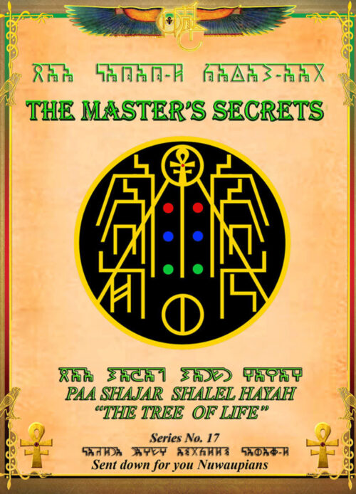 THE MASTER'S SECRETS - THE TREE OF LIFE