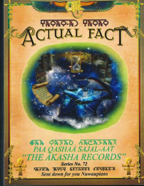 ACTUAL FACT - The-Akasha-Records